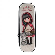 Gorjuss puzdro plechové so zipsom Little Red Riding Hood