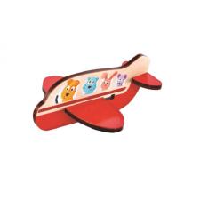 3D puzzle lietadlo