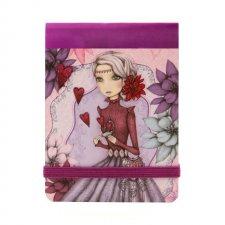 Mirabelle vreckový zápisník Secrets