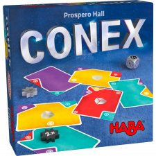 Kartová hra CONEX