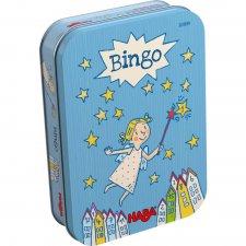 Hra v plechovke Bingo