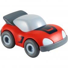 Kullerbü Pretekárske auto červené