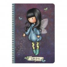 Gorjuss zápisník Bubble Fairy