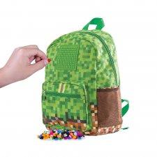 Ruksak Mine&Craft zelený malý 10 l