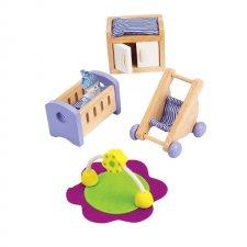 Nábytok do domčeka Izba pre bábätko