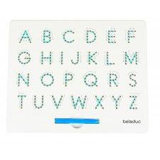 """Magnetická tabuľa na kreslenie """"Letters"""""""