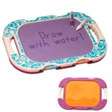 Kreslenie vodou obojstranná tabuľka H2-Whoa
