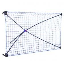SPRINGOS Futbalový trenažér na prihrávky 92 cm x 153 cm x 124 cm