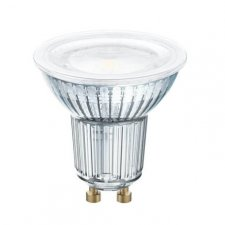 LED žiarovka GU10 OSRAM, 6,9W - Teplá biela