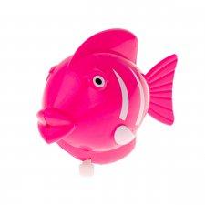 Hračka do kúpeľa: Rybka – rúžová