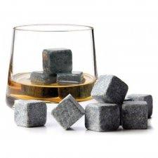 Kamenné kocky do drinkov – 9 ks