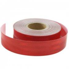 Kontúrovacia reflexná páska - 0,05x45,7m – červená