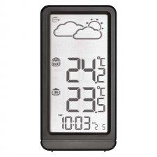 LCD domáca bezdrôtová meteostanica E0310