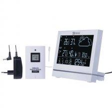 LCD domáca bezdrôtová meteostanica E5005
