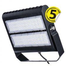 LED reflektor 100W PROFI+ neutralná biela, čierny