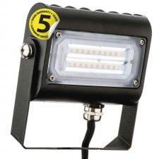 LED reflektor 15W PROFI+ neutralna biela, čierny