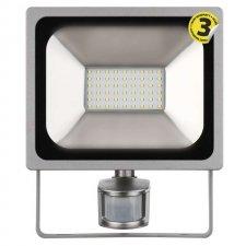 LED reflektor 30W PIR PROFI neutrálna biela