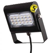 LED reflektor 30W PROFI+ neutrálna biela, čierny