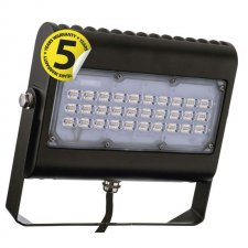 LED reflektor 50W PROFI+ neutrálna biela, čierny
