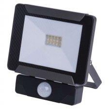 LED reflektor IDEO s pohyb.čidlom 10W neutrálna biela