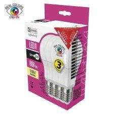 LED žiarovka Classic A60 10W E27 teplá biela Ra95 - 4ks