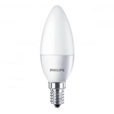 LED žiarovka PHILIPS E14 5,5W Neutrálna biela