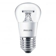 LED žiarovka E27 Philips, 5,5W Teplá biela