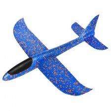 Hádzadlo - Lietadlo 34x33cm - modré