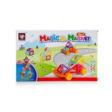 Magnetická stavebnica Magical Magnet Mini V2 – 38ks