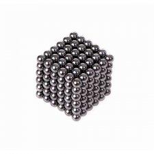 Magnetické guličky NeoCube 5mm - 216ks - čierne + box