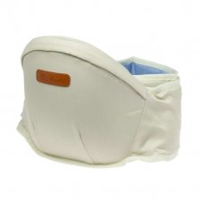 Bedrový nosič pre deti 2v1 - béžový