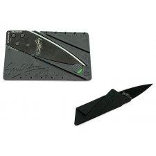 Nôž v kreditnej karte