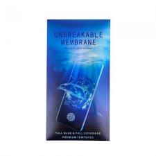 Ochranné sklo s čiernym rámom pre Huawei P40 Pro OEM 7H