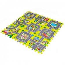 Penové puzzle 31cm x 31cm - ULICA