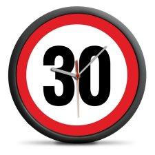 Narodeninové hodiny 30