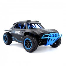 RC autíčko Racing Rally 2.4GHZ 4WD - čierne