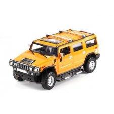 RC auto Hummer H2 1:24 - žlté
