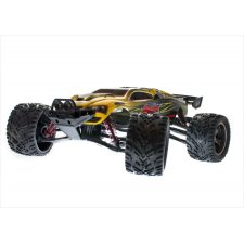 RC MONSTER TRUCK 1:12 2.4GHZ 9116 žltý