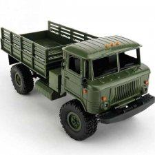 RC Vojenské Off-road vozidlo - 1:16 4WD