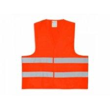 Reflexná vesta – oranžová