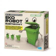 Rubbish Cart Robot – Odpadkový robot