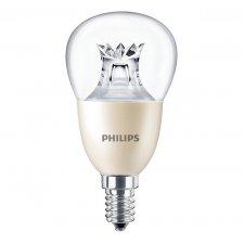 Stmievateľná LED žiarovka E14 PHILIPS, 8W
