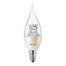 Stmievateľná žiarovka Philips MASTER LED E14 6W