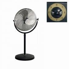 Stojanový kovový ventilátor - 45 cm - 100W