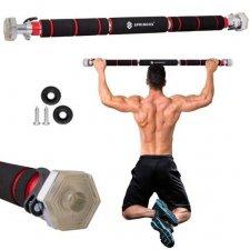 Tyč na cvičenie - 80-130 cm