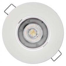 LED bodové svietidlo biele Exclusive 5W neutrálna biela