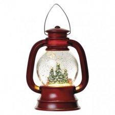 LED lampáš 20x11cm, 3x AA, vnútorný, teplá biela