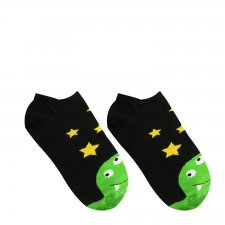 Veselé ponožky Trojočko - 35-38