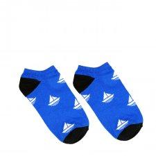 Veselé ponožky Pravý kapitán - 43-46