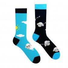 Veselé ponožky Bééékačik - 43-46